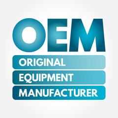 certified auto mechanic OEM Original Equipment Manufacturer